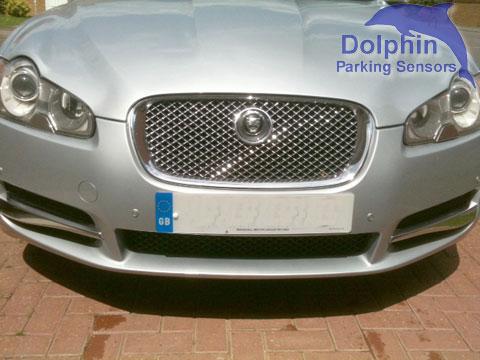 Jaguar Parking Sensor Installations