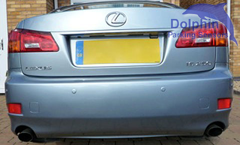 Lexus IS250 Parking sensors