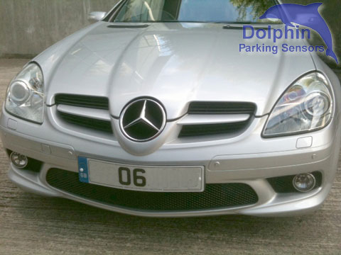 06 year Merc SLK350 in our standard Silver