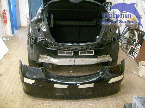 Vauxhall Parking Sensor Installations