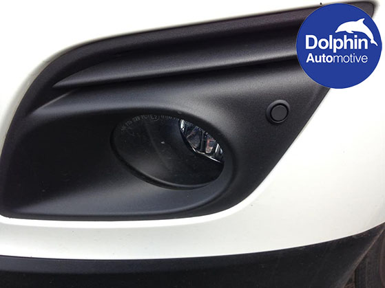Volvo Parking Sensor Installations