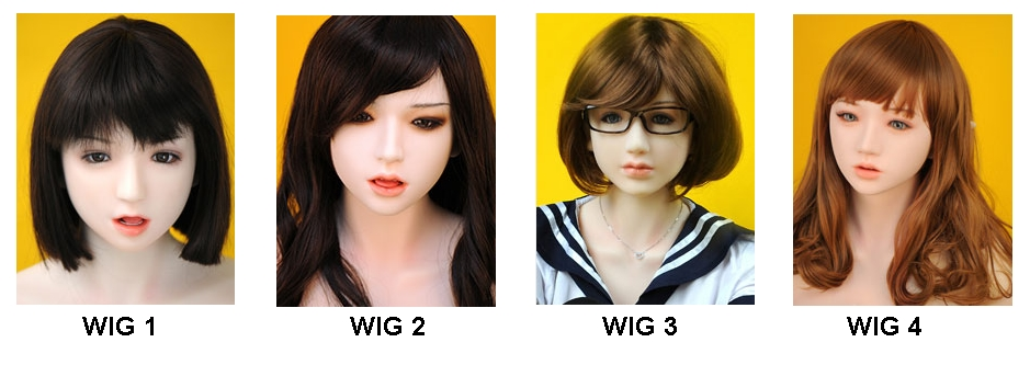 exdoll ds doll wigs