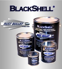Rust Bullet BlackShell
