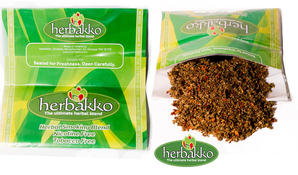 By Photo Congress || Smoking Herbal Blend