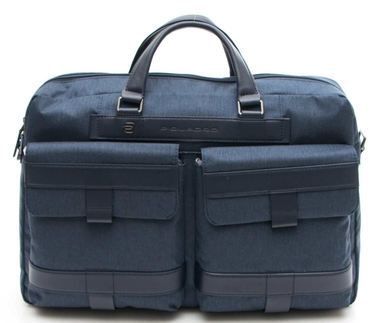 994e415e370 Бизнес Чанта за Документи и PC Piquadro 888825 Fashion Club Sector-BG