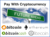 Pay with Cryptocurrencies