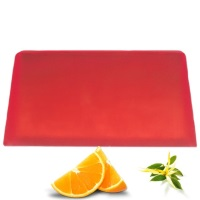 Ylang Ylang Orange Aromatherapy Soap Slice