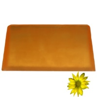 May Chang Orange Aromatherapy Soap Slice