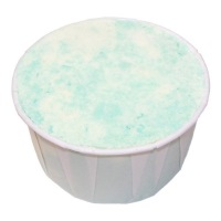 Foam Alone ginger and lime Bath Bomb Souffle