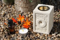 essential oils burner