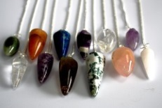 magic gemstone pendulums