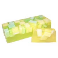 Lovely Melon Handcrafted soap