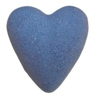 Paris Party MegaFizz Bath Heart Bath Bomb