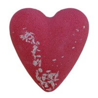 Sweet Heart MegaFizz Bath Heart Bath Bomb