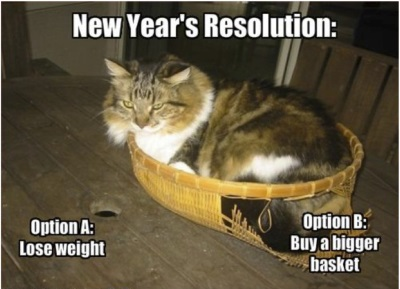 new year's resulution lose weight