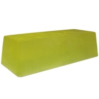 Coconut and Lime Solid Shampoo
