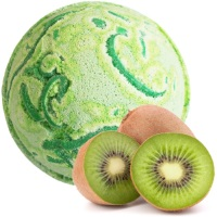 Kiwi Fruit Tropical Paradise Coco Bath Bomb
