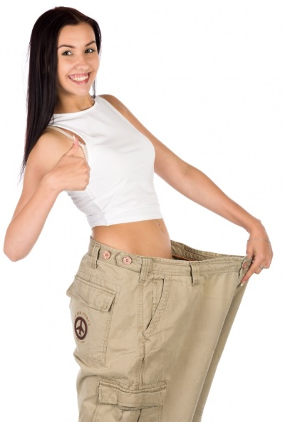 weight loss large pants